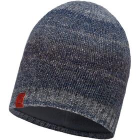 Buff Knitted & Polar Hat Dark Navy